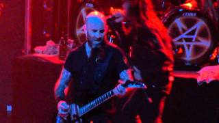 ANTHRAX - The Devil You Know (Live at Electric Factory 11/10/11)