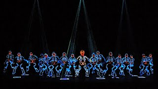 WRECKING CREW ORCHESTRA / EL SQUAD Code 17.2   STAGE - Dance Videos
