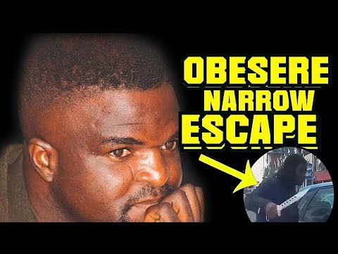 Abass Akande Obesere Narrow ESCAPE (OBA) Part 8
