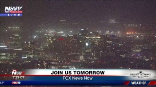 FNN: White House/Congress immigration talks; Winter storm moving from CA to AZ