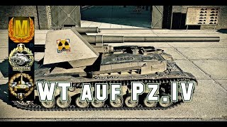 WT Auf Pz.IV #4 World Of Tank Blitz Feat EC665TIGER Aced Gameplay 6000 DMG