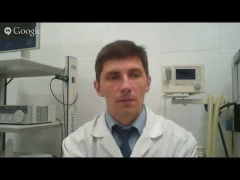 Лапароскопия в удалении аденомы простаты