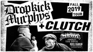 Dropkick MurphysLaunch Coast-To-Coast Fall Tour - VEGAS ON 10-12!