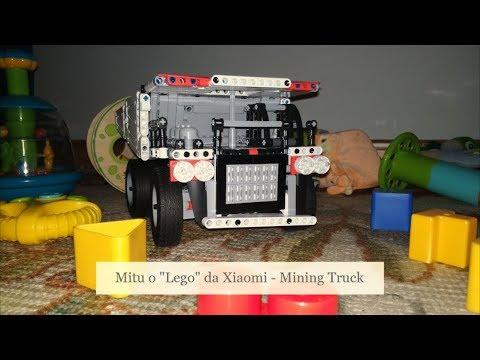 Mitu o Lego da Xiaomi - Mining Truck