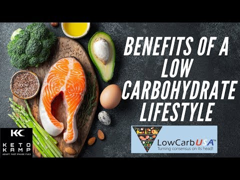 Long Term Benefits of a Low Carbohydrate Diet | With Low Carb USA Founder Doug Reynolds