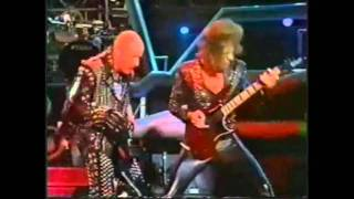 Grinder - Judas Priest Live 1991 - 1080p [HD]