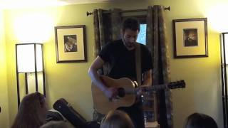 Ari Hest House Concert - Morning Streets