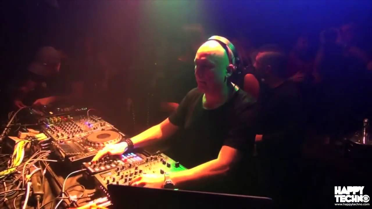 Stefano Noferini - Live @ Happy Techno, City Hall, Barcelona 2016