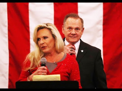 Roy Moore's Wife: Racist? 'One Of Our Attorneys Is A Jew!'