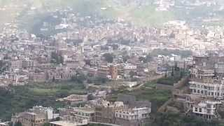 preview picture of video 'اليمن مدينة اب (جبل ربي) 1433 عبدالرحمن الجابري'