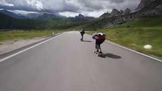 Die besten 100 Videos Krank - Skateboarder schneller wie Rennradfahrer