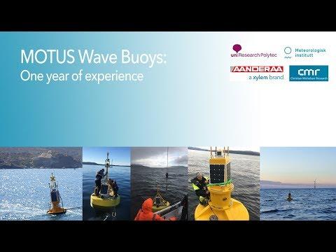 Aanderaa Data Instruments MOTUS Wave Buoys | Geo-matching com