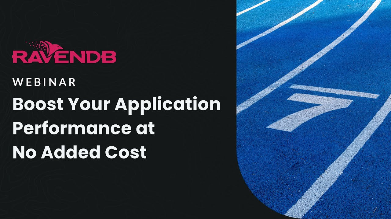 Boost Your Application Performance at No Added Cost
