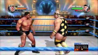All Stars: American Dream DLC Pack & Million Dollar DLC Pack  Entrances & Finishers