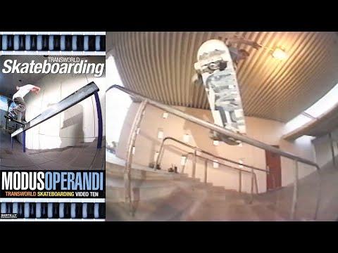 """preview image for Transworld """"Modus Operandi"""" (2000)"""