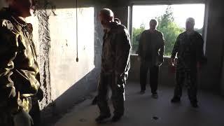 С А О Стрела  Упражнение для драки(чем абсурдней, тем эффективней)   По заданию
