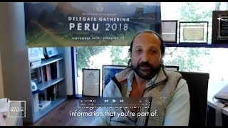 Nassim Haramein: Being Part Of A Flow Of Information