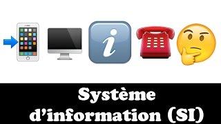 Le système d'information expliqué en emojis !