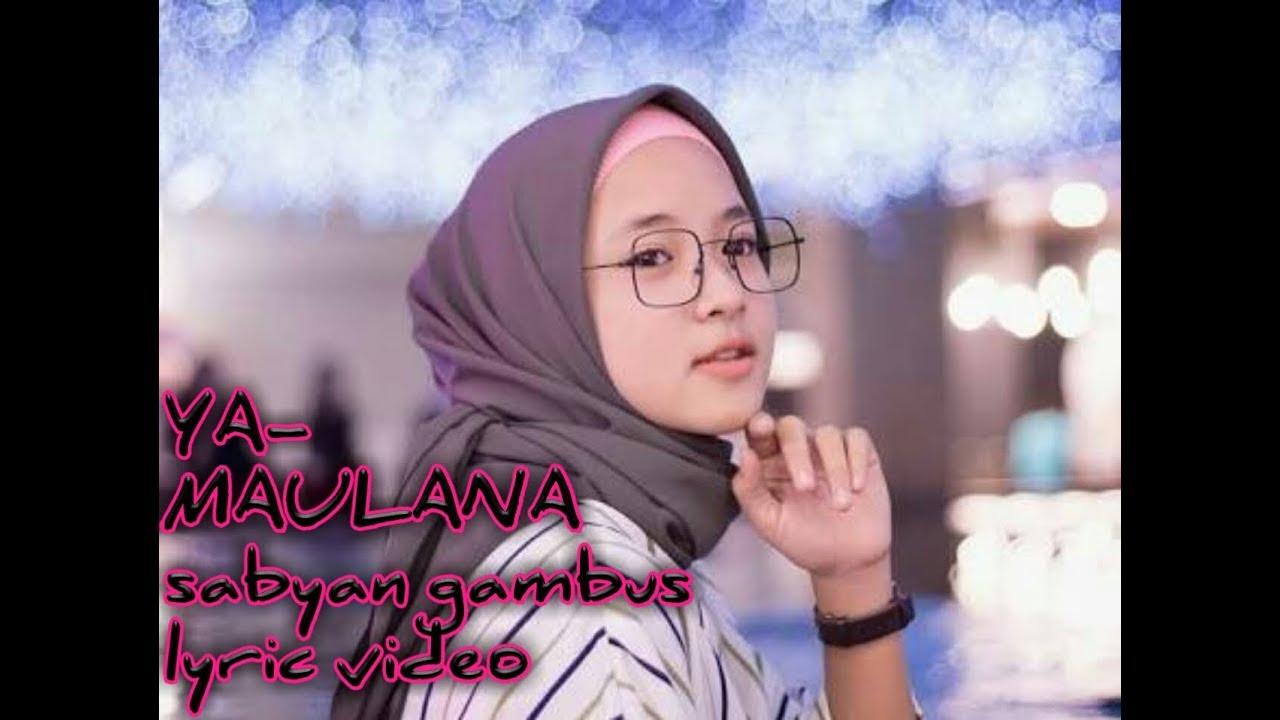 Download Lagu Ya Maulana Sabyan Gambus Wapka Curotmp3