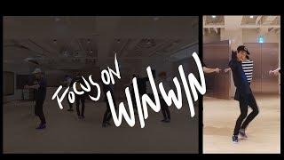 NCT 127 DANCE PRACTICE FOCUS ON ver. #WINWIN