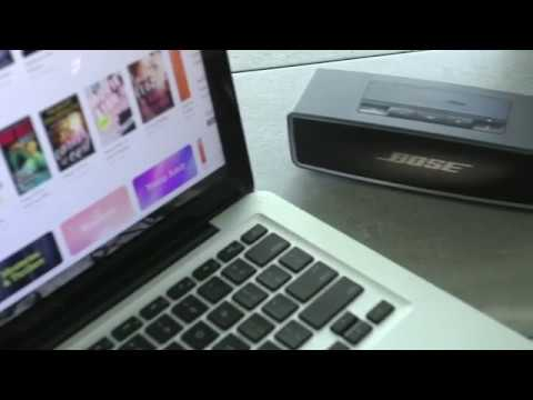 Bose SoundLink Mini II - Pairing with your Mac