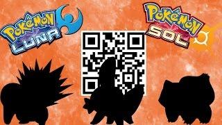 Conseguir Pokemon Singulares Cada Dia Con QR! | Pokemon SOL Y LUNA