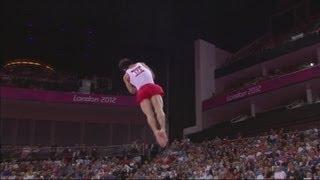 Men's Vault Final - London 2012 Olympics