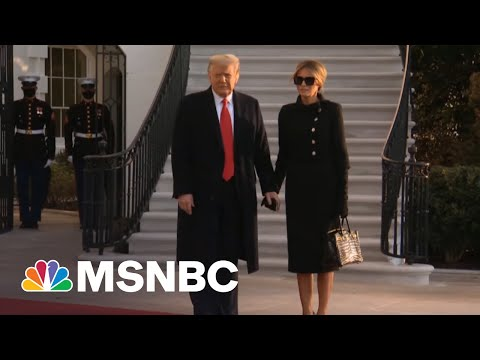 Trump's Legal Storm: Judge Warns Citizen Trump He Could Be In Trouble | The Beat With Ari Melber