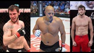Боец UFC Никита Крылов вызвал на бой Абдул-Керим Эдилова в поддержку Федора Емельяненко