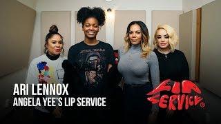 Angela Yee's Lip Service Feat. Ari Lennox