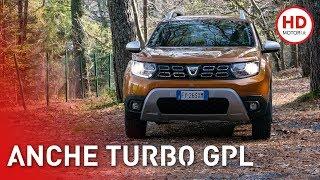 Dacia DUSTER 1.0 TCe 100 CV: prova su strada. GPL TURBO in arrivo | ASMR