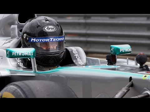 From Engineering Room to F1 Cockpit - The Documentary