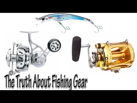 Watch This Before Buying Fishing Tackle!