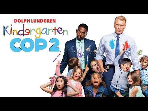 Kindergarten Cop 2 Movie Trailer