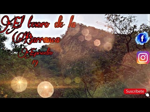 Chris Adventure EL TESORO DE LA BARRANCA!!  EPISODIO 19