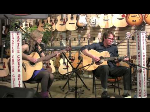 "Live From castlecreekguitars.com, ""Southbound"" Dan Heck, Amanda Darnell, Part One, Live Webcast"