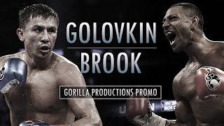 Gennady Golovkin vs. Kell Brook | GP Promo