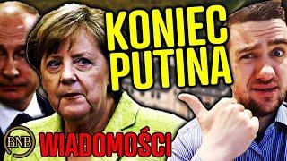 Rosja BIJE na ALARM! Tak Niemcy chcą WYKOŃCZYĆ PUTINA | WIADOMOŚCI