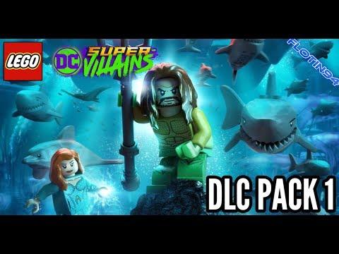 Lego DC Super Villains | AQUAMAN MOVIE PACK 1