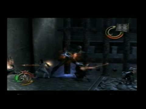 forgotten realms demon stone pc gameplay