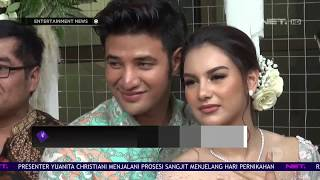 Ammar Zoni dan Irish Bella Menggelar Acara Pertunangan