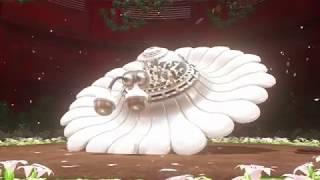 Super Mario Odessey Flower Robo Boss Battle - No Damage