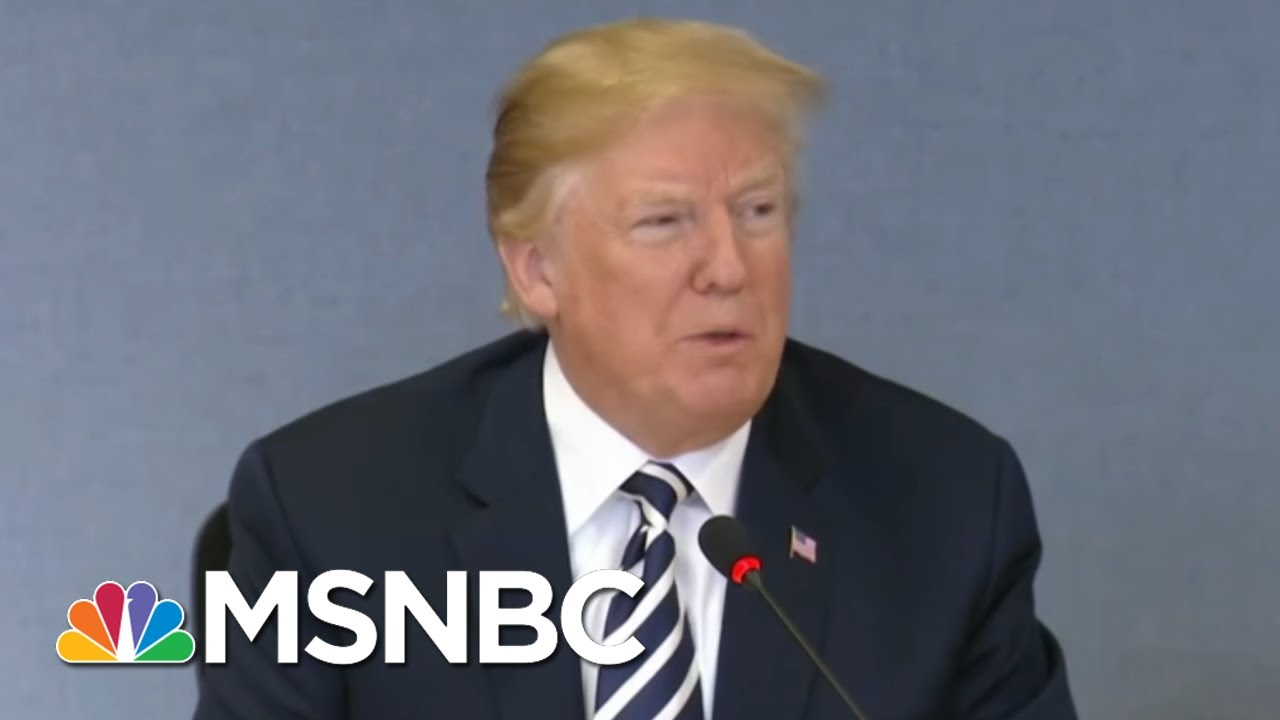 'Art Of The Deal' Co-Author: Trump's 'Attitude' Normalizes Fear | The Beat With Ari Melber | MSNBC thumbnail