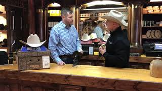 How To Achieve The Proper Fit Of Your Cowboy Hat!