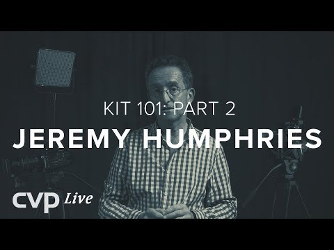 Using your camera to tell a story - KIT 101 With Jeremy Humphries Part 2