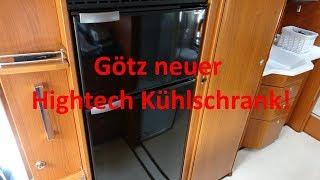 WCS Goch: Götz sein neuer Kühlschrank. Wahnsinns Kühlleistung!