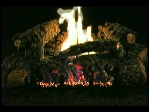 Highland Glow Vent-Free Gas Logs
