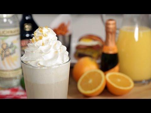 Mimosa Milkshake Recipe | Eat the Trend