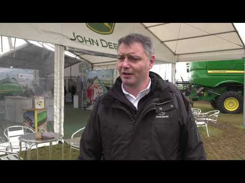 John Deere at Cereals