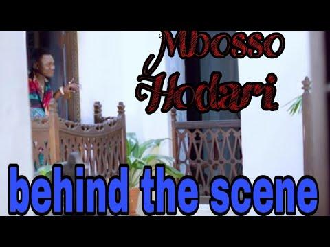 Mbosso-Hodari behind the scenes part 1